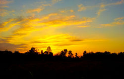 Lever de soleil 16 photographie stock libre de droits
