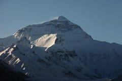 Lever de soleil au support Everest photos libres de droits