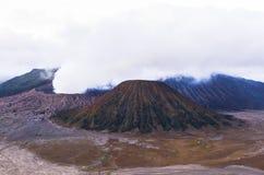 Lever de soleil au volcan de Bromo Photographie stock