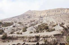Lever de soleil au volcan de Bromo Photos libres de droits