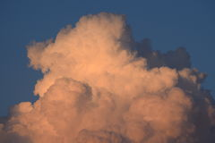 Lever de soleil/coucher du soleil Image stock