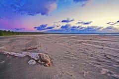 Lever de soleil dans le paradis photos stock