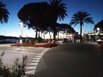 Lever de soleil dans Santa Images libres de droits
