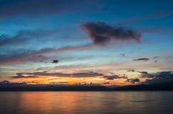 Lever de soleil de Beafore Photos libres de droits