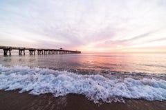 Lever de soleil 4 de la Floride photos stock