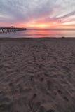 Lever de soleil 7 de la Floride photo stock
