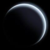 Lever de soleil de la terre - exploration d'univers illustration de vecteur