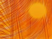 Lever de soleil de matin Photos stock