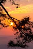 Lever de soleil de Natrue Photo stock
