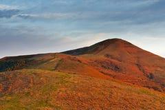 Lever de soleil de paysage Photo stock