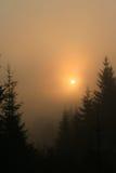 Lever de soleil de Shypot photos stock