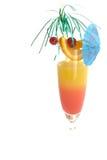 Lever de soleil de Tequila Image libre de droits