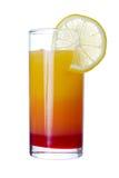 Lever de soleil de tequila Images libres de droits