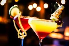 Lever de soleil de tequila Image stock