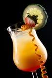 Lever de soleil de Tequila - la plupart des série populaire de cocktails image libre de droits