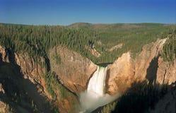 Lever de soleil de Yellowstone Photographie stock