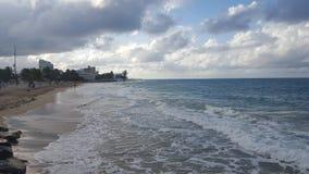 Lever de soleil tropical Photographie stock libre de droits