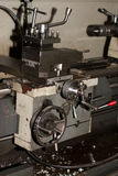 Leverage lathe Royalty Free Stock Photography
