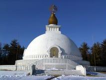 Leverett Peace Pagoda Royalty Free Stock Image