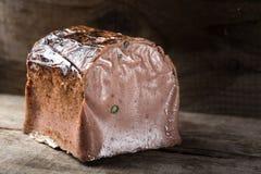 Leverpate som göras från olika typer av kött med pepparkorn på arkivfoton