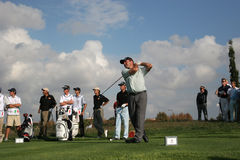 Levet, World Golf Cup, Vilamoura, 2005 Stock Image
