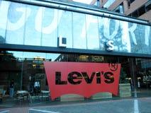 Levi Στράους Plaza Στοκ Εικόνα