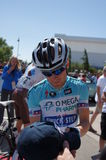Levi Leipheimer 2012 Amgen Tour of California  Stock Image