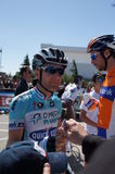 Levi Leipheimer 2012 Amgen Tour of California  Royalty Free Stock Photo