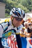 Levi Leipheimer - bij d'Italia van de Giro 100° Stock Afbeeldingen