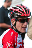 Levi Leipheimer of Radioshack Team Royalty Free Stock Image