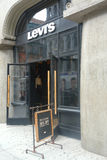 Levi's Store Stock Images
