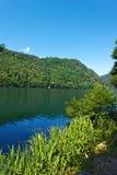 Levico Lake - Trentino Italy Royalty Free Stock Photo
