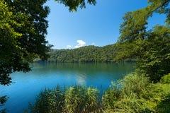Levico Lake - Trentino Italy Royalty Free Stock Images