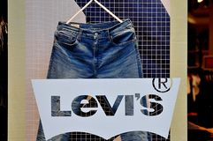 Free LEVIS JEAN 50 OFF DISOCUNT SALE Stock Image - 161797791