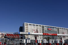 Levis Stadium Santa Clara Calif Stock Photo