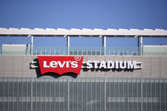 Levis Stadium Santa Clara Calif Royalty Free Stock Images