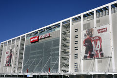 Levis Stadium Santa Clara Calif Royalty Free Stock Photos