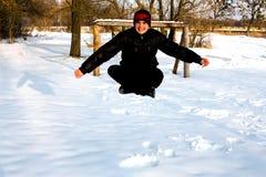 Levitation Royalty Free Stock Photos