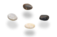 Levitation stones Stock Photo