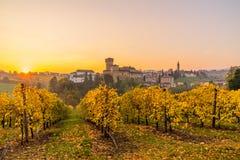 Levizzano, Modena, Emilia Romagna, Italia fotografie stock