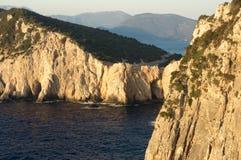 Levkada - Греция Стоковое фото RF