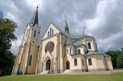 levoca斯洛伐克 图库摄影