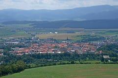 levoca Σλοβακία Στοκ φωτογραφία με δικαίωμα ελεύθερης χρήσης
