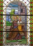 LEVOCA - Saint Joseph stock images