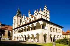 Levoca, Slovacchia Immagini Stock Libere da Diritti