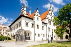 Levoca, Slowakei Lizenzfreie Stockfotografie