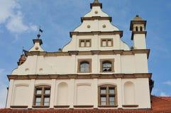 Levoca town hall Royalty Free Stock Photos