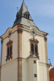 Levoca town hall Stock Photography