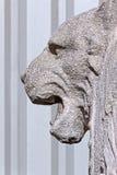 Lew kierowniczy statue1 Obraz Stock