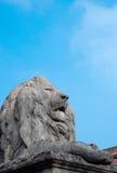 lew posąg Zdjęcie Royalty Free
